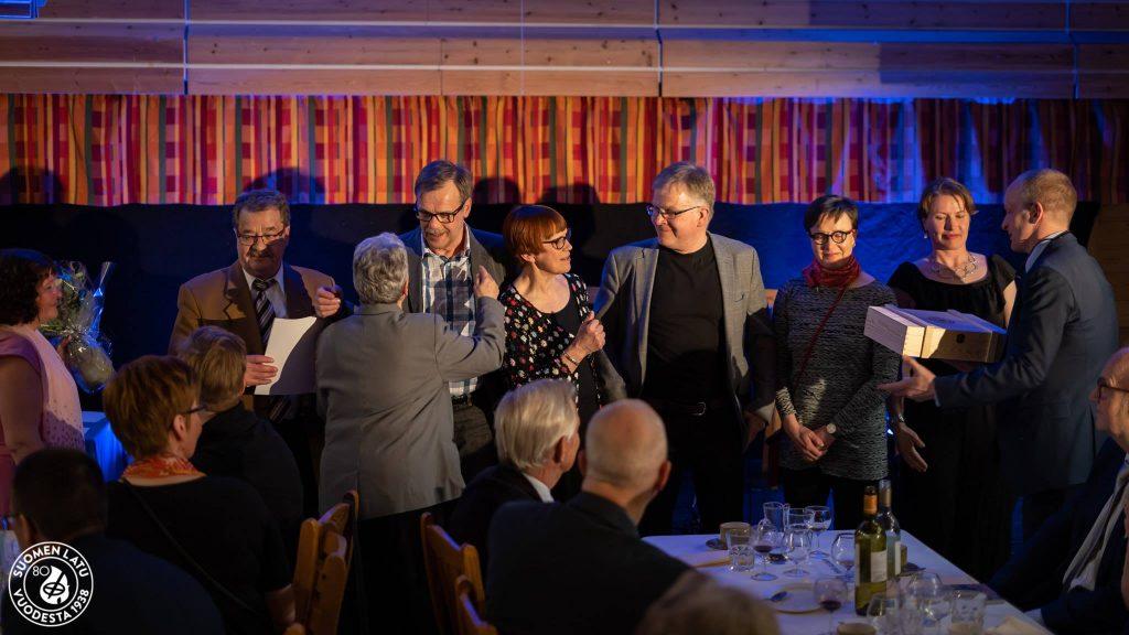 Jäsenyhdistys 2018 - Onnittelut!