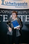Marja Lipponen sai Elämänurapalkinnon