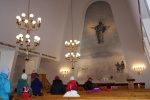 Hetan komea kirkko