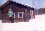 Pilpan vanha sauna 1972