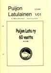 Puijon Latulainen 1/2001