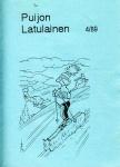 Puijon Latulainen 4/1989