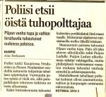 Savon Sanomat 18.7.2006 (2)